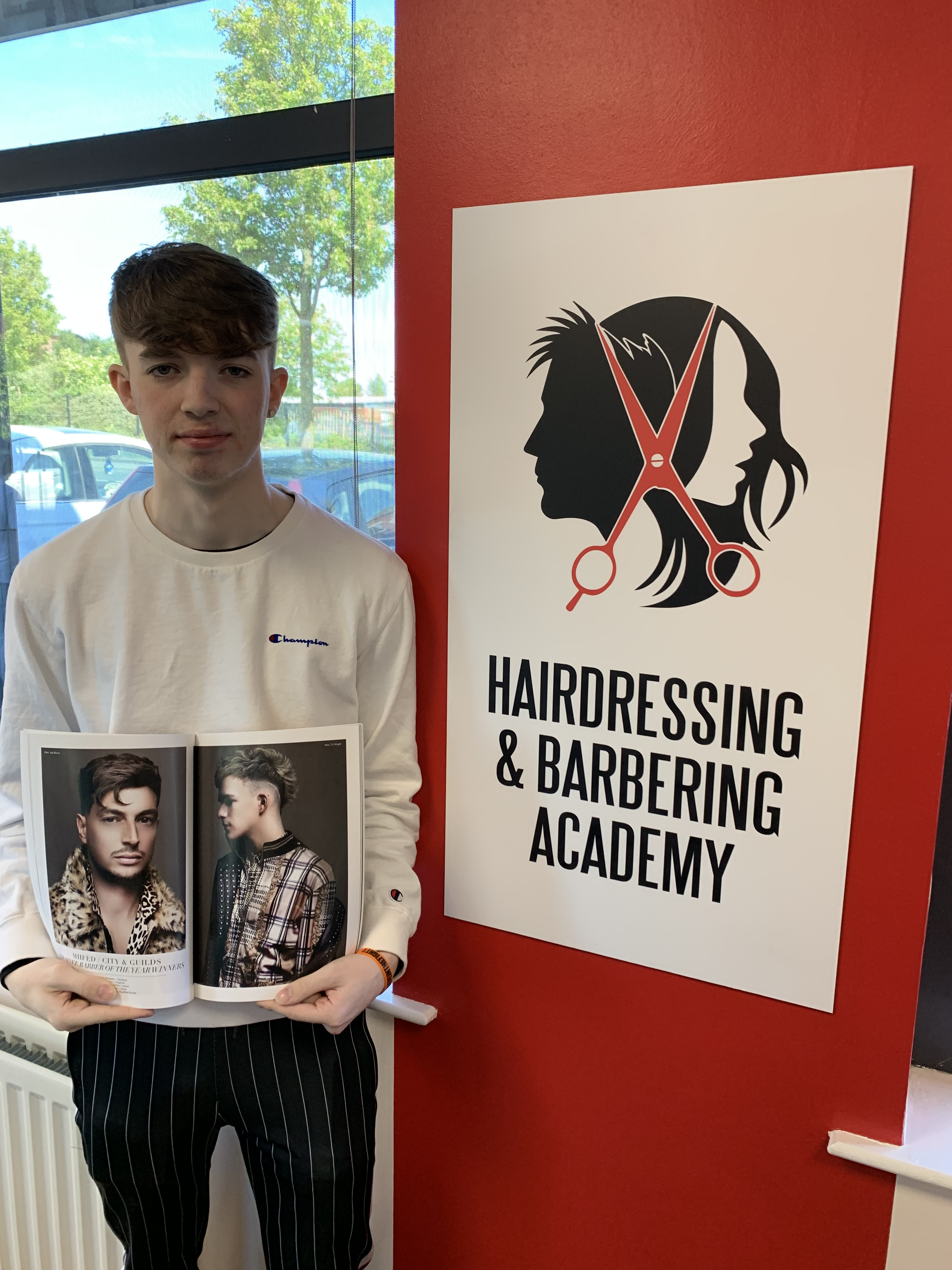 Trainee Barber Of The Year 2019 Northern Ireland